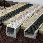 Оборудование для поверхностного водоотвода