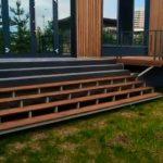 Решетчатые лестницы и террасы